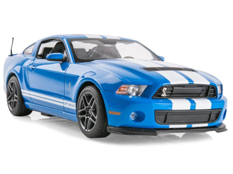 ford mustang gt500r radio controlled car remote control rc. Black Bedroom Furniture Sets. Home Design Ideas